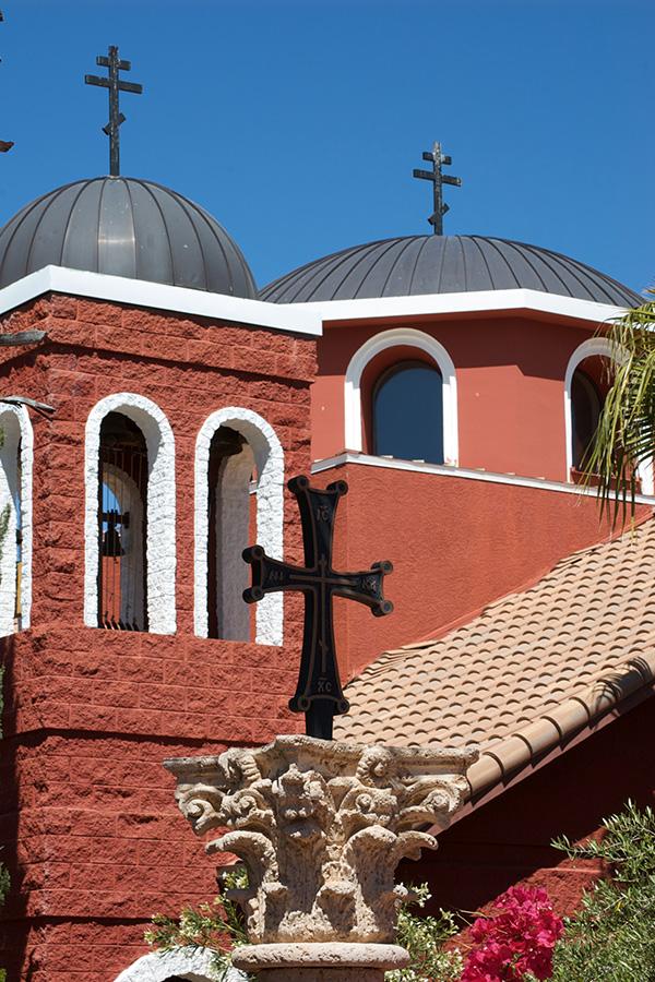 Паломничество к старцу Ефрему в монастырь св. Антония в Аризоне