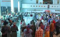 На праздник Крещения Господня в Майамском соборе совершены Литургия и великое освящение воды