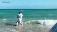 Пятый год подряд в Майами совершили освящение вод океана