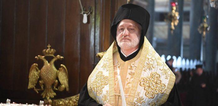Архиепископ Елпидофор (Ламбриниадис)