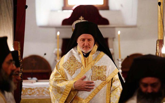 Расписание Архиепископа Елпидофора