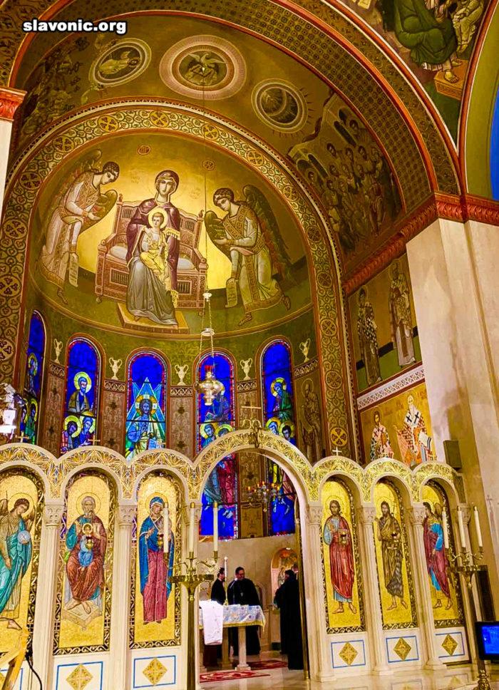 Свято-Троицкий греческий кафедральный собор в Нью-Йорке