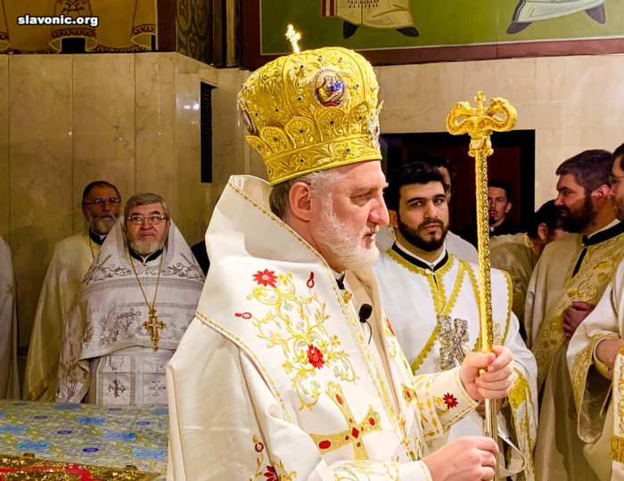 Архиепископ Елпидофор