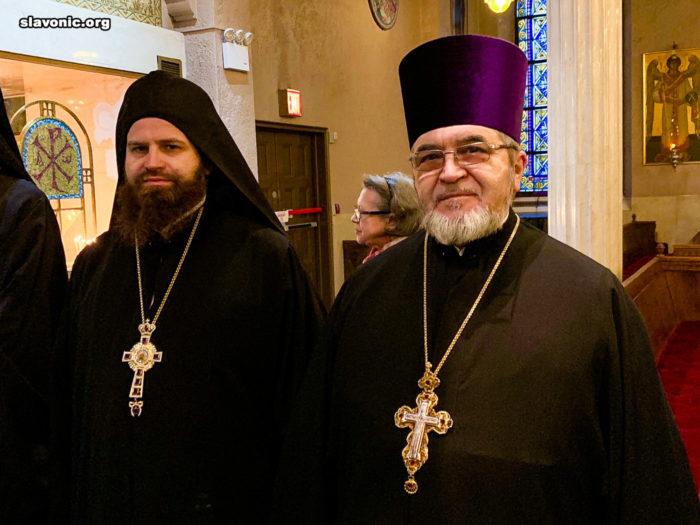 День тезоименитства архиепископа Елпидофора