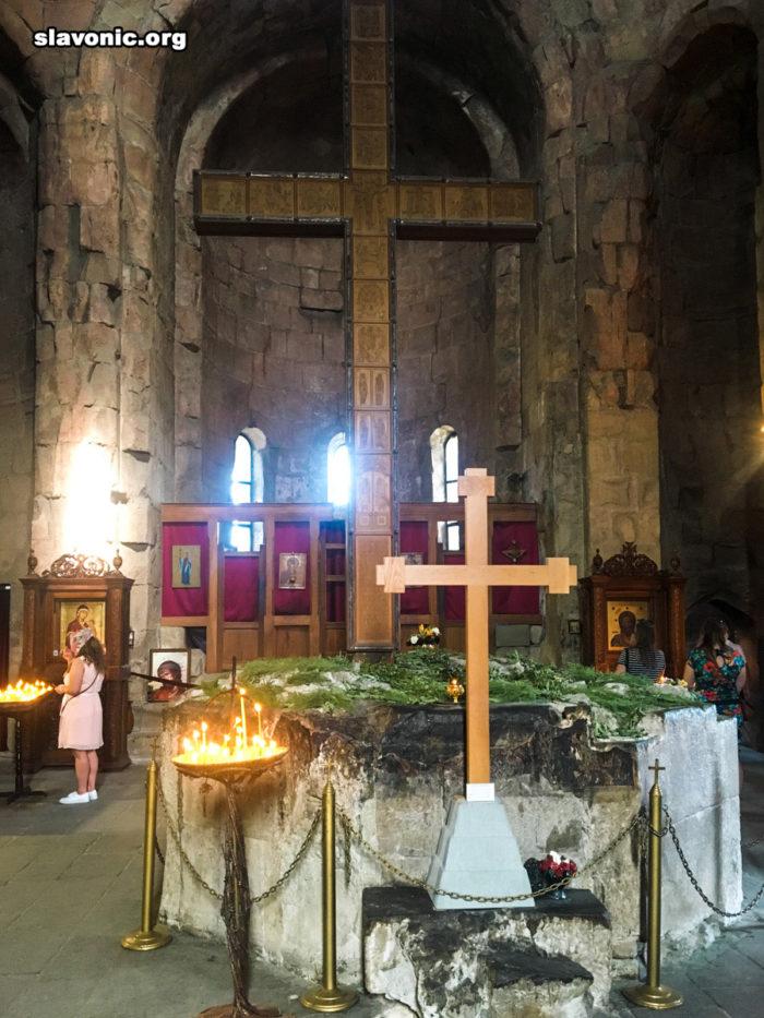 Джвари - монастырь святого Креста