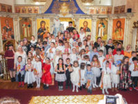 Детская школа преподобного Сергия Радонежского в Нью-Йорке