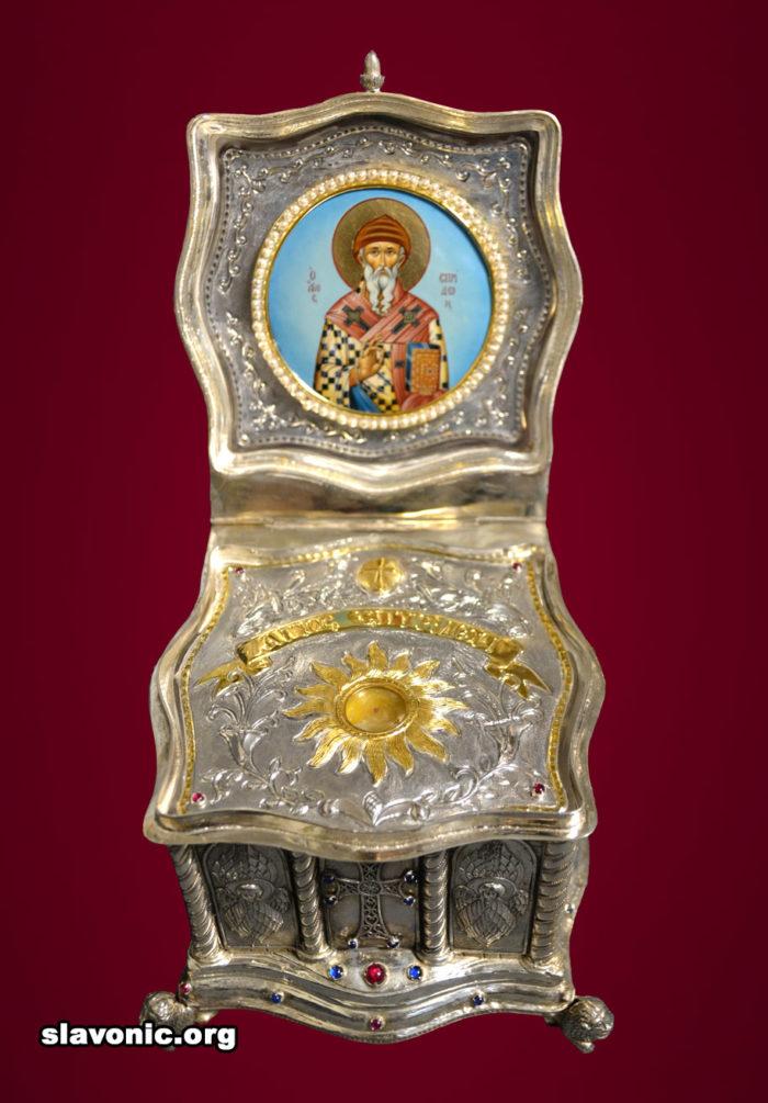Славянское Викариатство с первым архипастырским визитом посетил глава Американской Архиепископии архиепископ Елпидофор