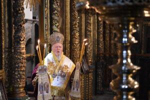 Рождественское послание Патриарха Варфоломея